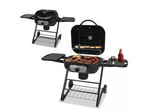 Deluxe Charcoal Grill - by Blue Rhino