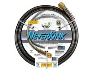 "Teknor 9885 3/4""x75' Neverkink Commercial Duty Hose - by Commerce"