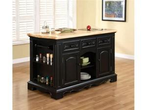 Powell 318-416 Pennfield Kitchen Island