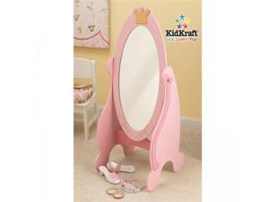 Princess Cheval Mirror - by KidKraft