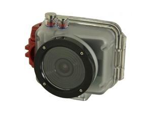Intova Sport Pro HD Video Camera in Clear / Red