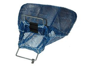 Galvanized Wire Handle Mesh Bags with D-Ring- Small