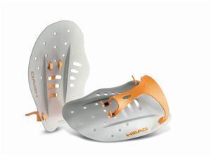 Head Contour Swim Paddle - Medium - Grey