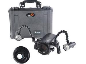 Light and Motion Bluefin 1.2K / 90  Underwater Video Housing Package