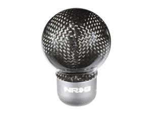 NRG SEMI BALL CARBON FIBER SHIFT KNOB