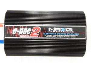NRG Innovations Epac-200 Voltage Stabilizer Black