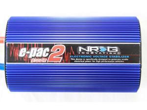 NRG Innovations Epac-200 Voltage Stabilizer BLUE