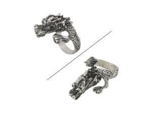 Adjustable Dragon Finger Ring