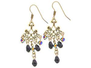 VINTAGE CHIC CHANDELIER Dangle Earrings