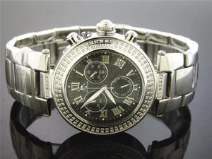 New Techno Master 1.00CT Diamonds 39MM Watch TM-2104