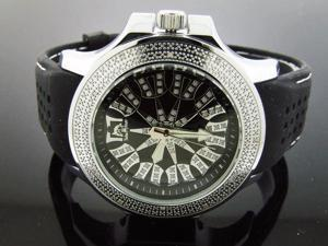 Men's Techno Master 0.15CT Diamond Watch 43mm TM-2128