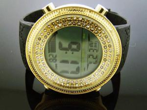 Diamond-5 By Icetime 47 MM10 Diamond Round Sports Watch