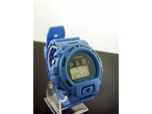 Men's Aqua Master Sports Diamond Shock Watch 6900 Blue