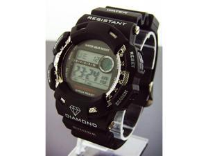 Diamond Shock by King Master 12 Diamond sports BLACK