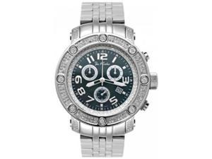 Joe Rodeo Apollo 1.70Ct Diamond watch Black Face