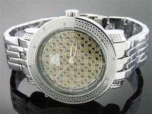 New Techno Master 12 Diamonds Round 50MM Watch