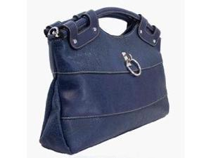 New Rina Rich Akane Hand Bag R563 Blue