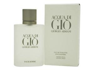 Acqua di Gio by Giorgio Armani 3.4 oz EDT Spray