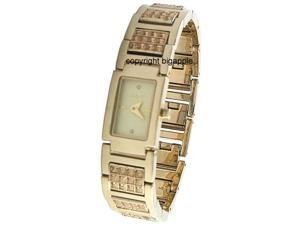 Dkny All Gold Crystal Bracelet Ladies Watch NY4441
