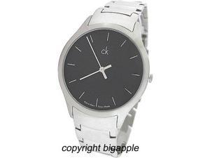 Calvin Klein Swiss Silver Bracelet Mens Watch K2611104