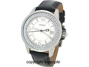 Dkny Mother-Of-Pearl Date Display Ladies Watch NY4471