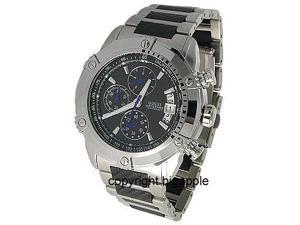 GUESS? Mens Stainless Steel Bracelet Watch U18507G2