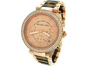 MICHAEL KORS CHRONOGRAPH 100M LADIES WATCH