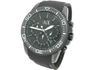 ARMANI EXCHANGE CHRONOGRAPH 50M MENS WATCH