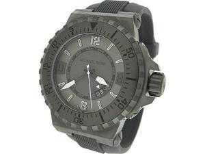 MICHAEL KORS DATE SILICONE 100M MENS WATCH