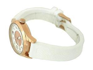 TOMMY HILFIGER WHITE SILICONE LADIES WATCH