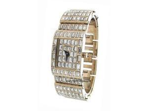 DKNY CRYSTAL GOLD TONE BRACELET LADIES WATCH