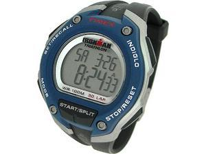 TIMEX DIGITAL RESIN STRAP 100M MENS WATCH