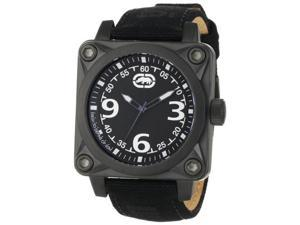 Marc Ecko The Armor Black Dial Men's watch #E12598G1