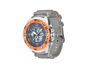 Freestyle Dive, Precision 2.0 Men's Watch, 200M H2O, Taupe/Orange #FS84944