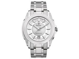 Bulova 96B130 Longwood Precisionist Stainless Steel Watch