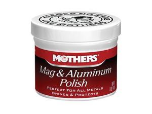 Mothers Mag & Aluminum Polish (10 oz.) - Mothers 05101