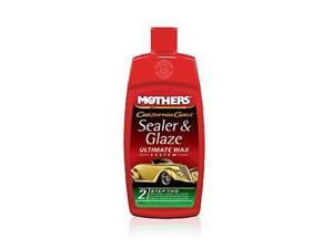 Mothers® California Gold® Sealer & Glaze - Step 2 -08100 (16 Oz)