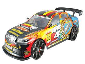RC Remote Control 1/10 scale of 4 Wheel Drive (4WD) DRIFT R/C RACING CAR MC02