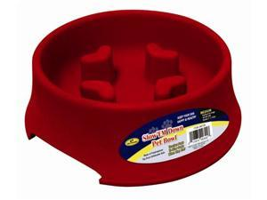 Slow'Em Down Pet Bowl - Medium