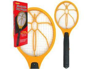 Handheld Electronic Bug Zapper Tennis Racket Flyswatter