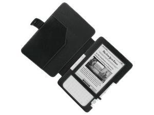 Amazon Kindle 2 Leather Book Case (Black)