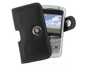 BlackBerry Curve 8300 Horizontal Pouch Type Case (Black)