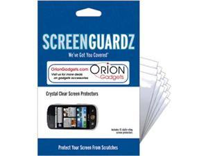 Motorola Cliq ScreenGuardz Ultra-Slim Screen Protectors (Pack of 15)