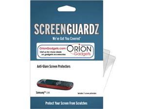 Samsung Freeform R350 ScreenGuardz HD (Hard) Anti-Glare Screen Protectors (Pack of 2)
