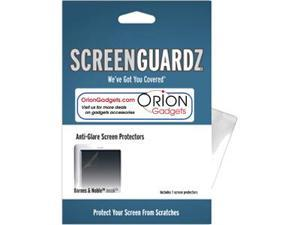 Barnes & Noble Nook ScreenGuardz HD (Hard) Anti-Glare Screen Protectors (Pack of 1)