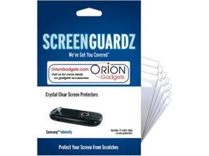 Samsung Intensity U450 ScreenGuardz Ultra-Slim Screen Protectors (Pack of 15)