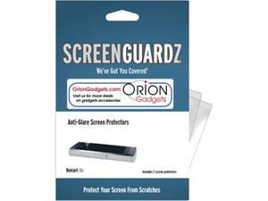 Nokia X6 ScreenGuardz HD (Hard) Anti-Glare Screen Protectors (Pack of 2)