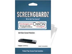 T-Mobile GARMINfone ScreenGuardz HD (Hard) Anti-Glare Screen Protectors (Pack of 2)