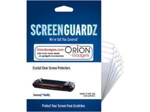 Samsung U820 Reality ScreenGuardz Ultra-Slim Screen Protectors (Pack of 15)