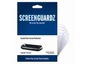 Samsung Intercept ScreenGuardz Ultra-Slim Screen Protectors (Pack of 15)